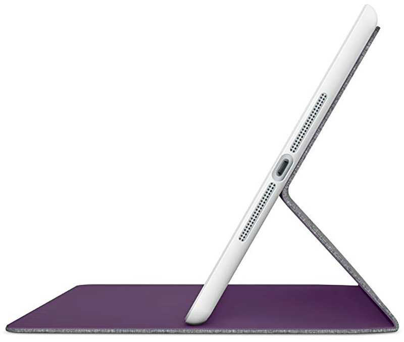 Logitech Hinge Flex Case for iPad Air 2 w/Any Angle Stand