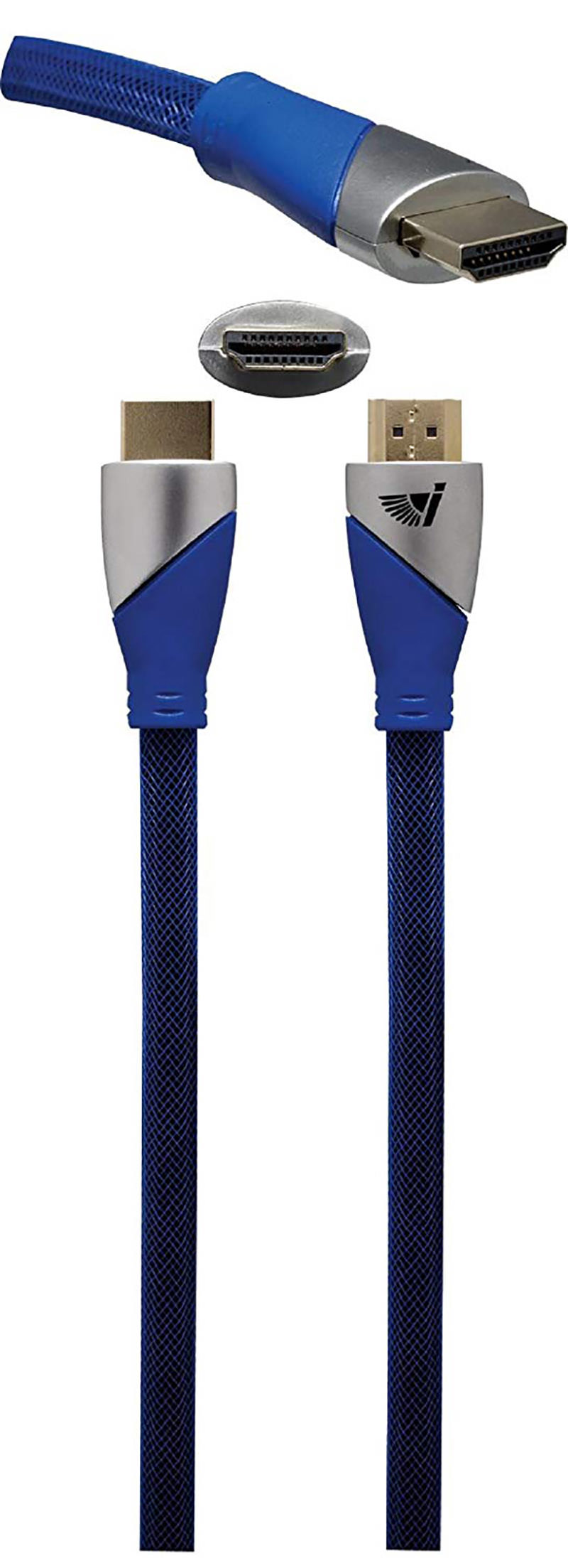Icarus Blue Angel HDMI Cable with Ethernet