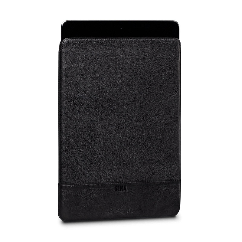 "Heritage UltraSlim Leather Sleeve for iPad Air 1 & 2, Pro 9.7"", 5th & 6th gen"