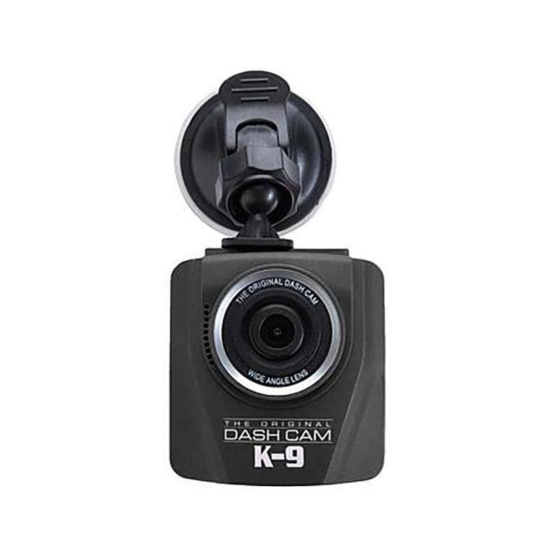 Dash Cam K-9 Black