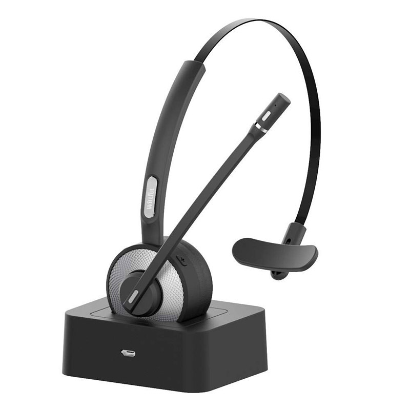 Bluetooth Earpiece MuntiFunction With Wall Charger