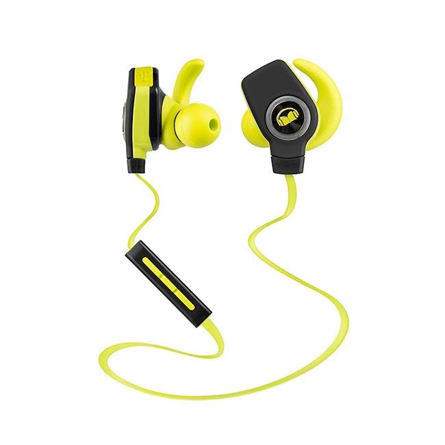 Monster iSport Super Slilm Bluetooth Wireless in-Ear Headphones