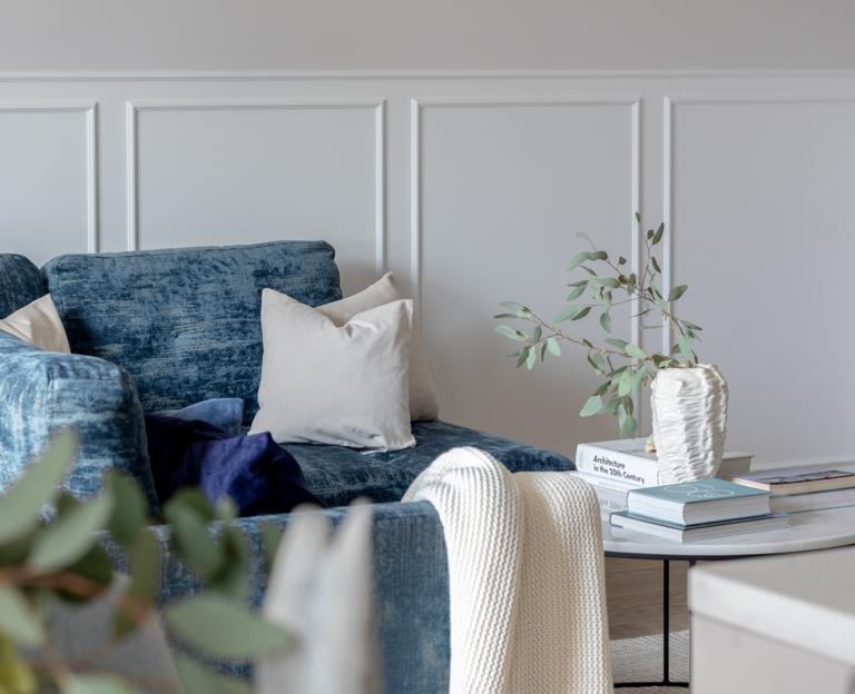Klasyczne i przytulne mieszkanie dla rodziny
