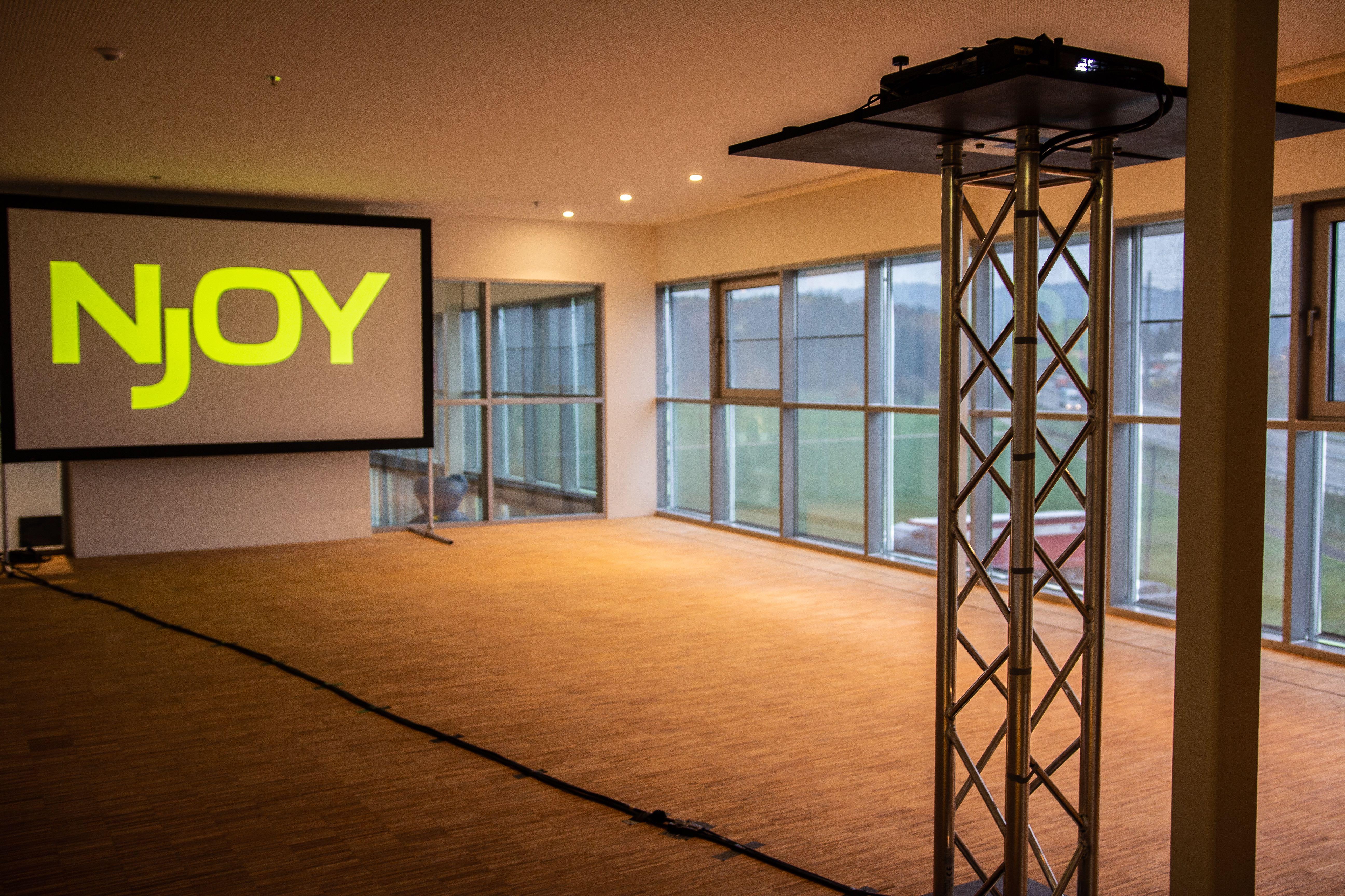 Geschäft Messe Corporate N-joy Events