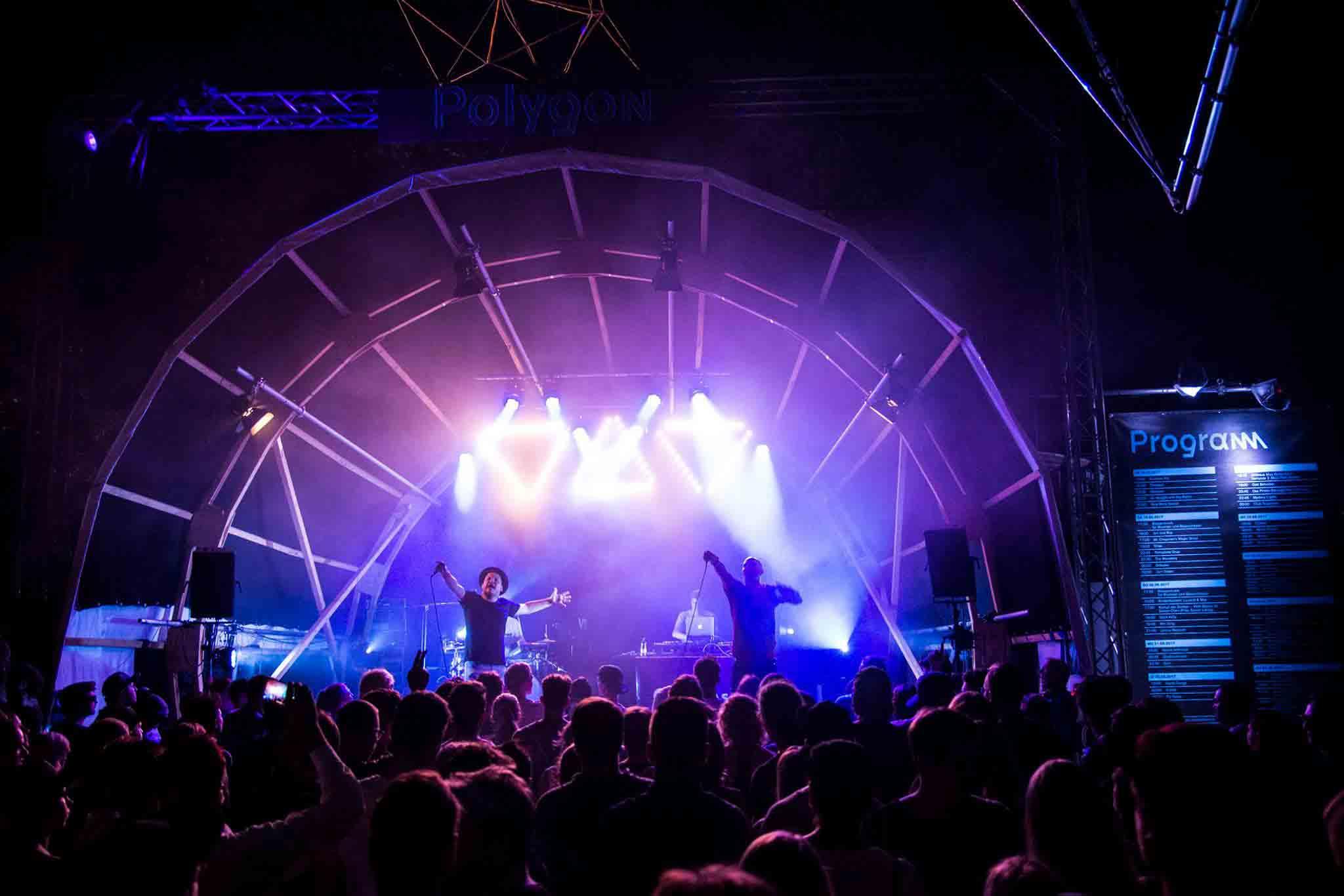 Konzert und Party N-joy Events