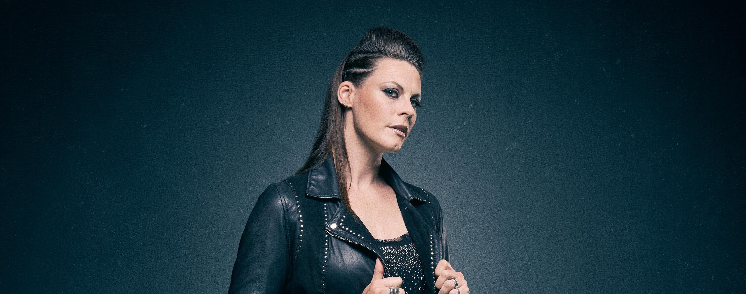 Floor Jansen partnered with EQUATION MUSIC