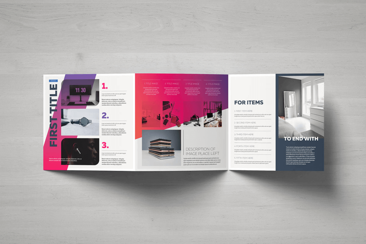 Brochure Designs by Funky Howler
