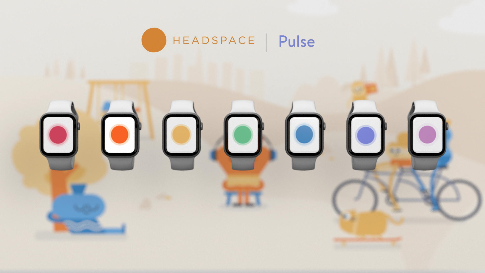 Image result for headspace apple watch