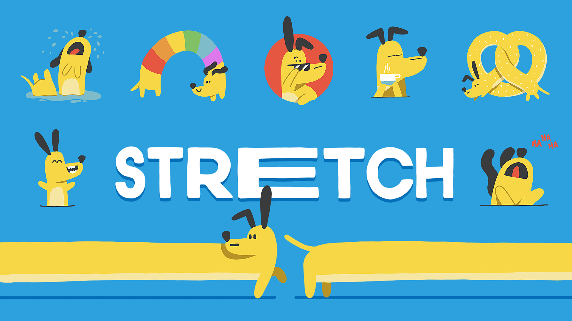 Stretch, The Dog