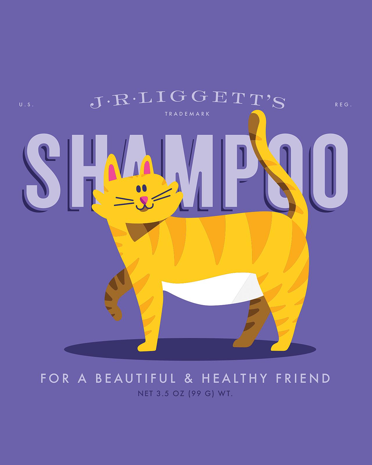 J.R. Liggett's Pet Shampoo