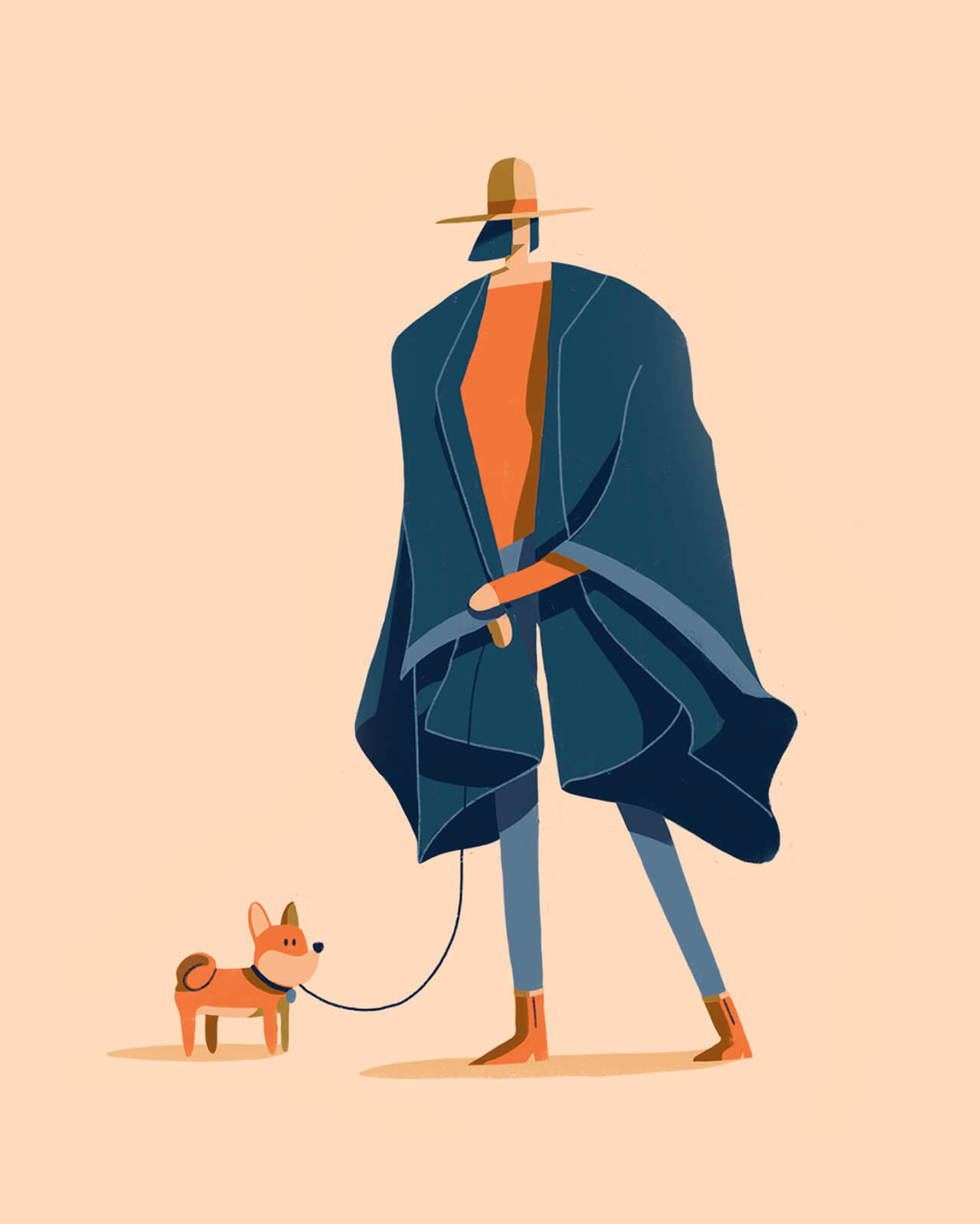 Year Of The Dog Walker