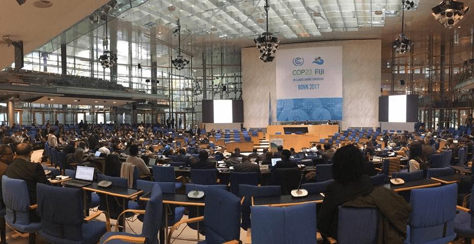 Image of COP23 Fiji