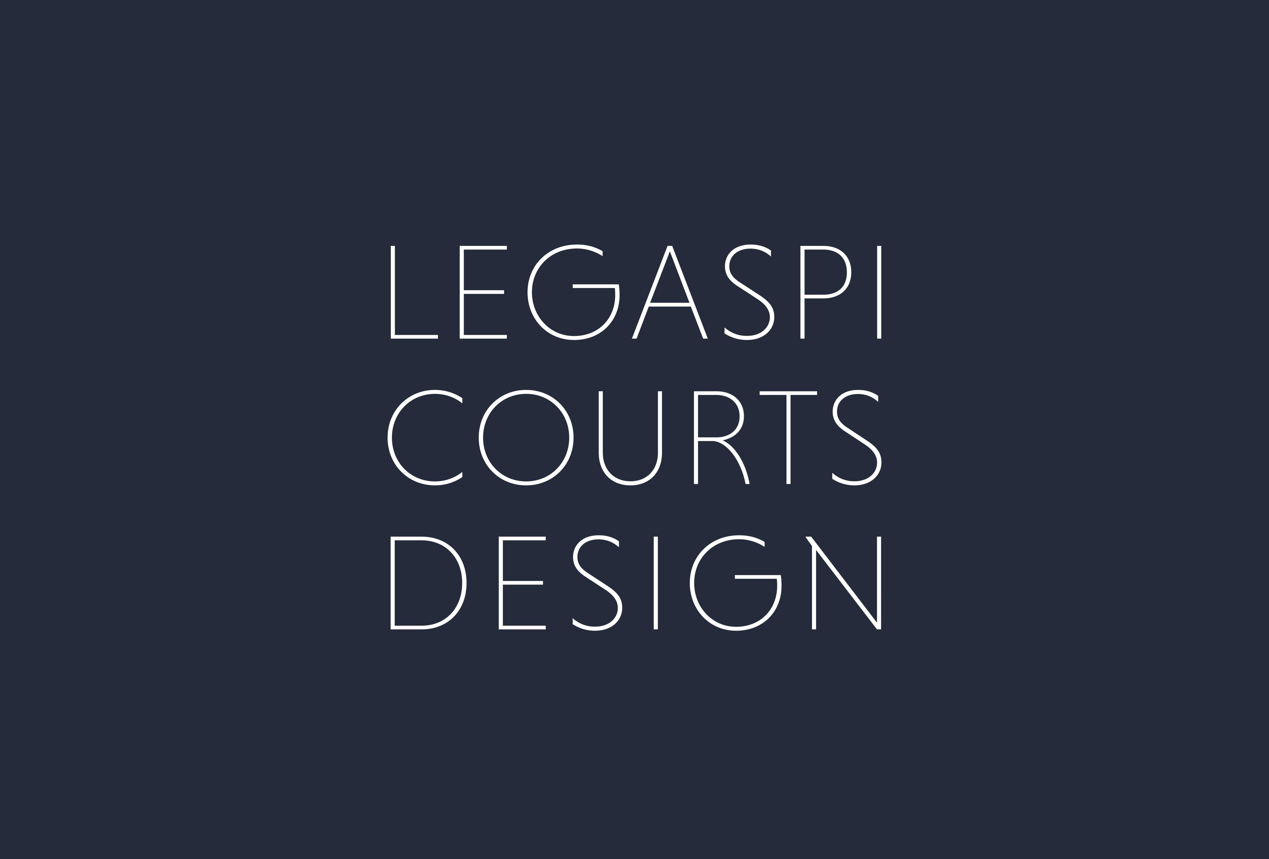 Legaspi Courts Design - Lovably