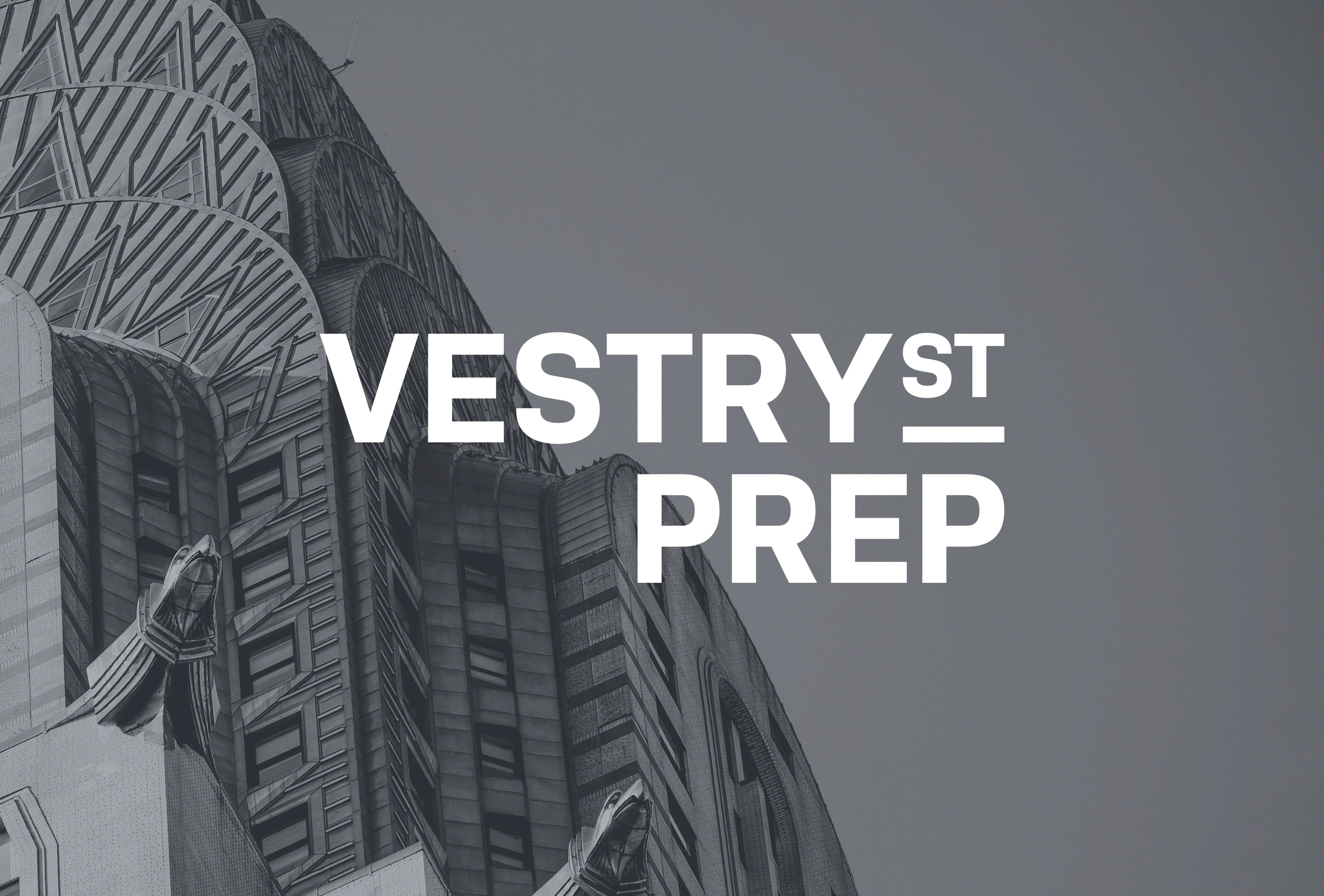 Vestry Street Prep - Lovably