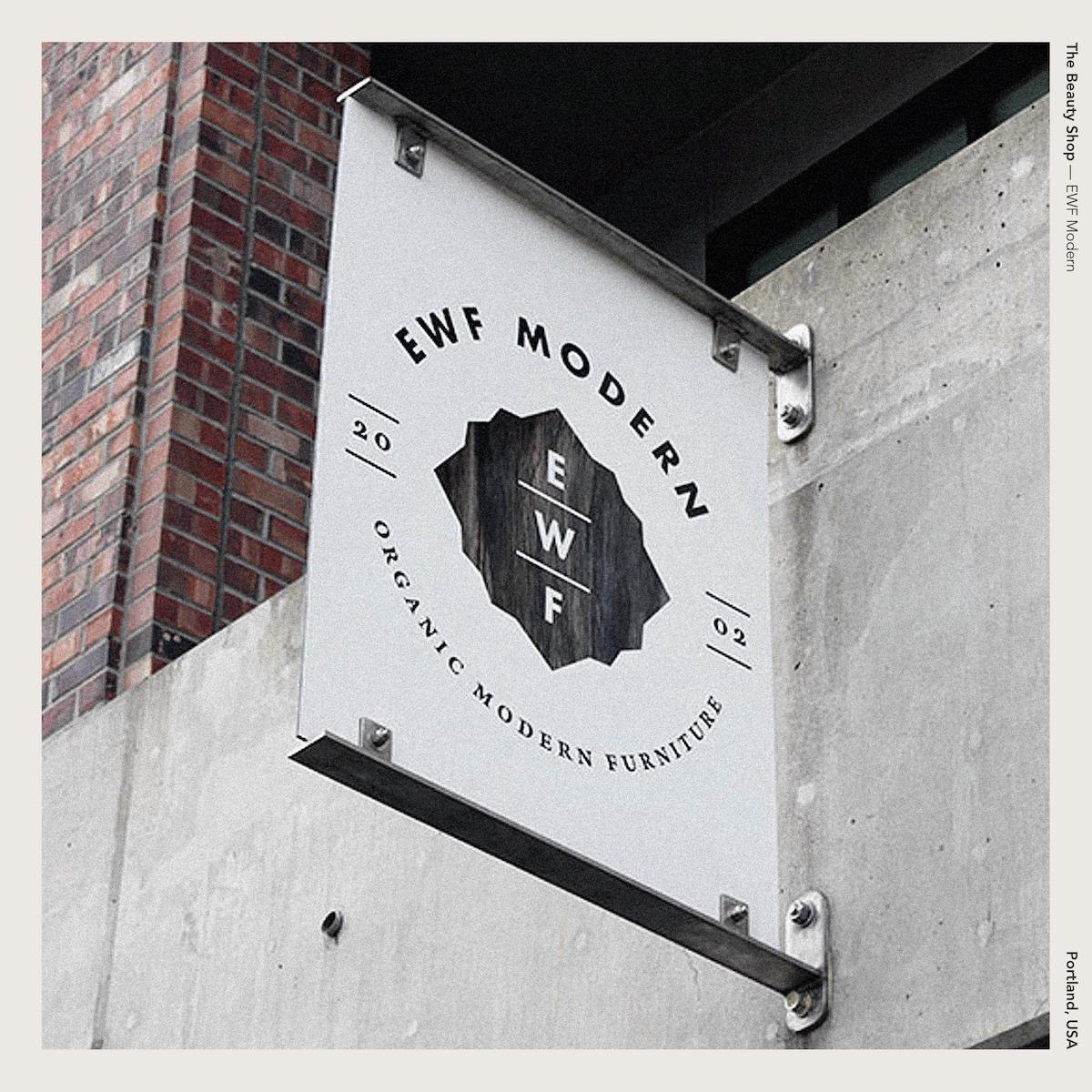 The Beauty Shop — EWF Modern