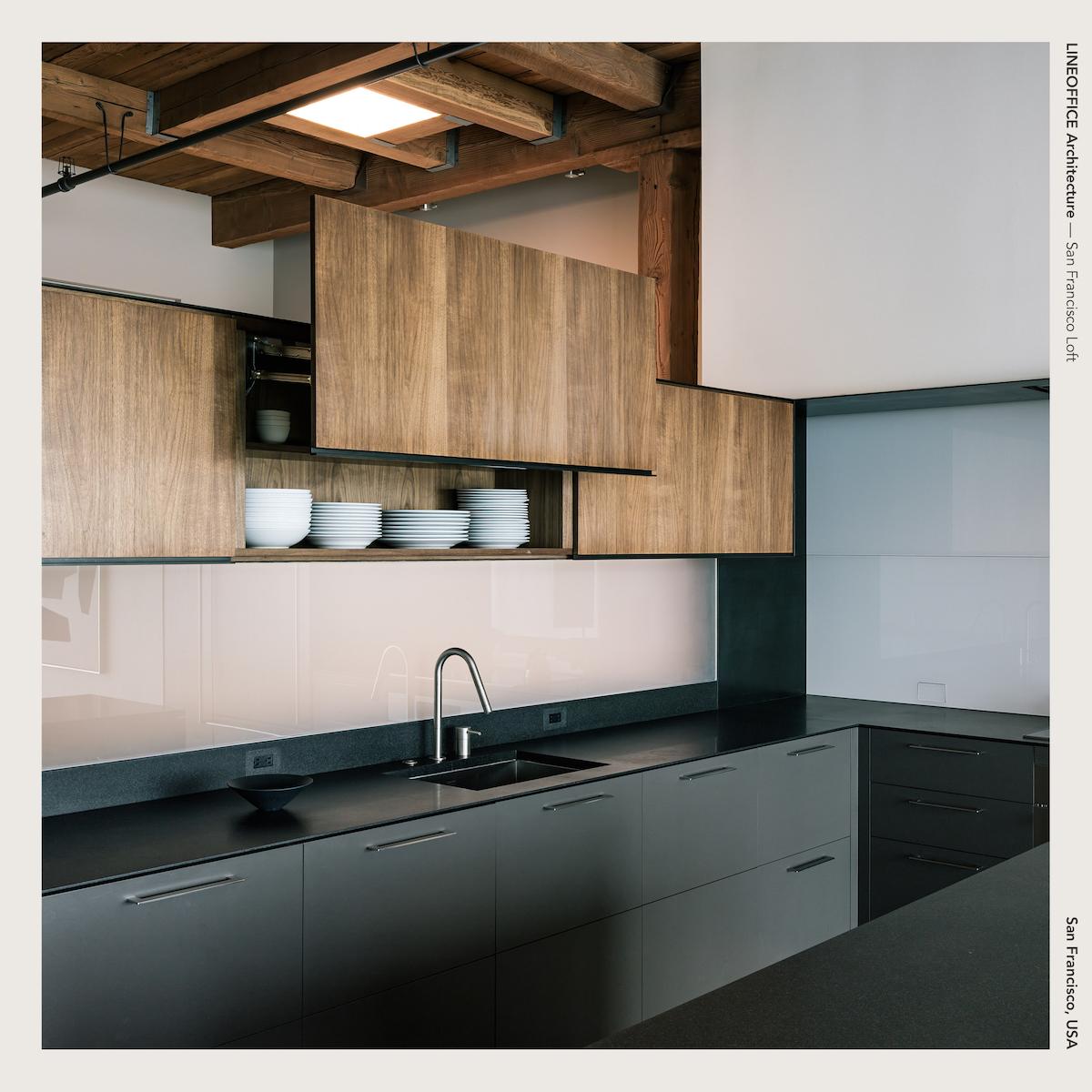 LINEOFFICE Architecture — San Francisco Loft