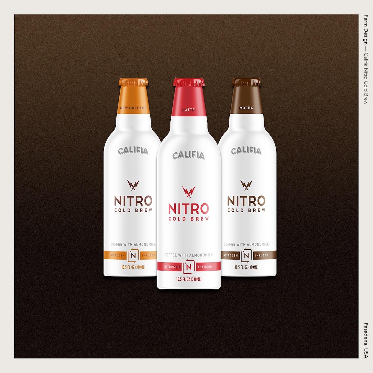 Farm Design —Califia Nitro Cold Brew