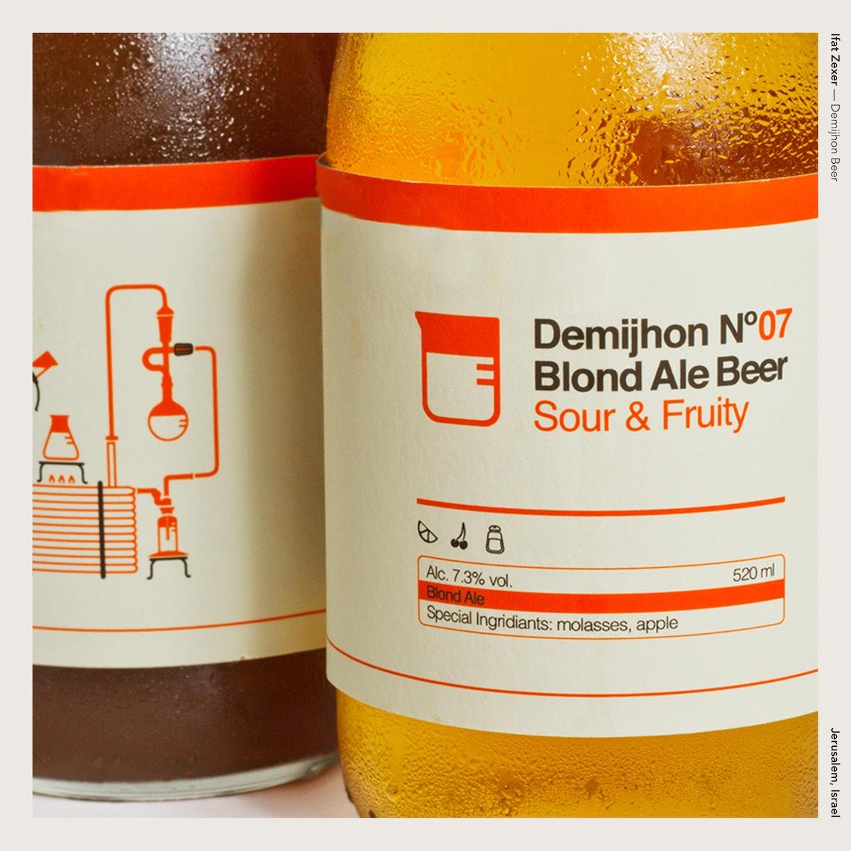 Ifat Zexer —Demijhon Beer