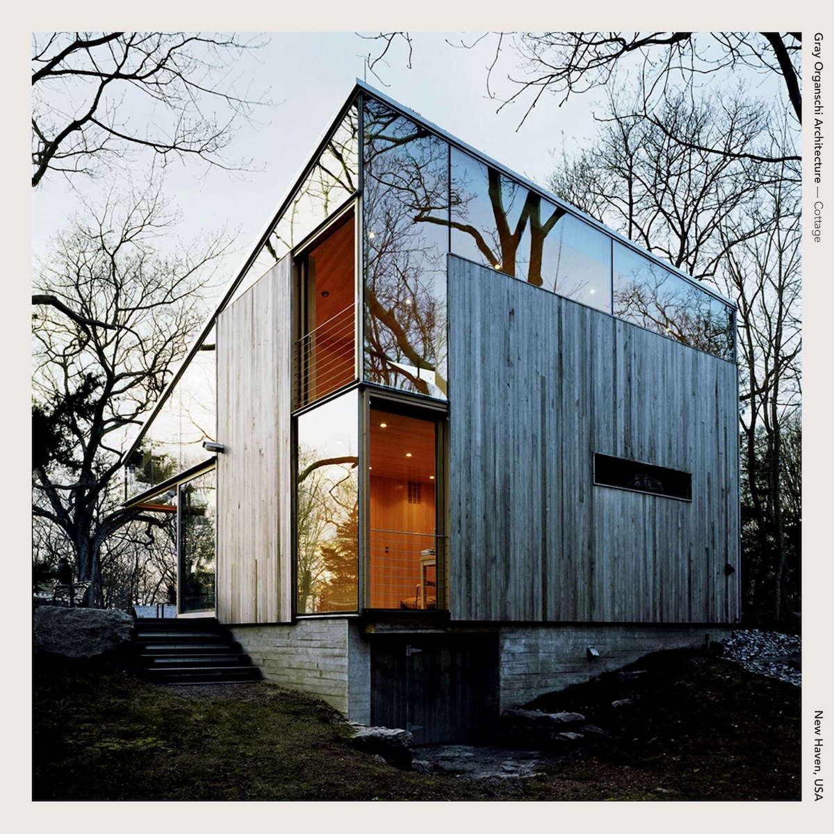 Gray Organschi Architecture — Cottage