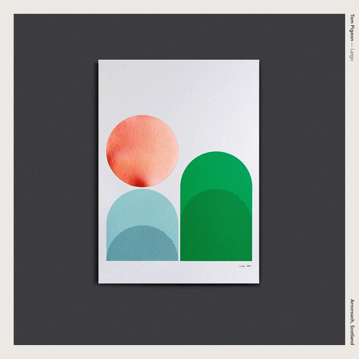 Tom Pigeon —Largo
