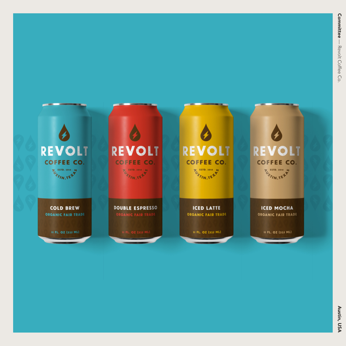 Committee — Revolt Coffee Co.