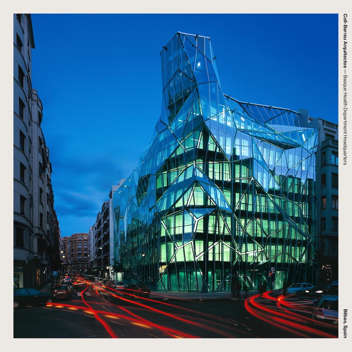 Coll-Barreu Arquitectos — Basque Health Department Headquarters
