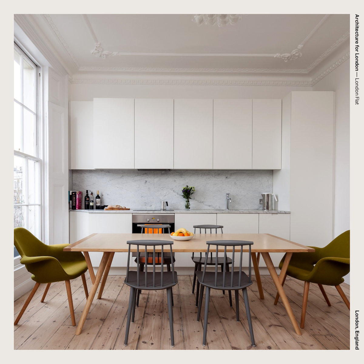 Architecture for London — London Flat