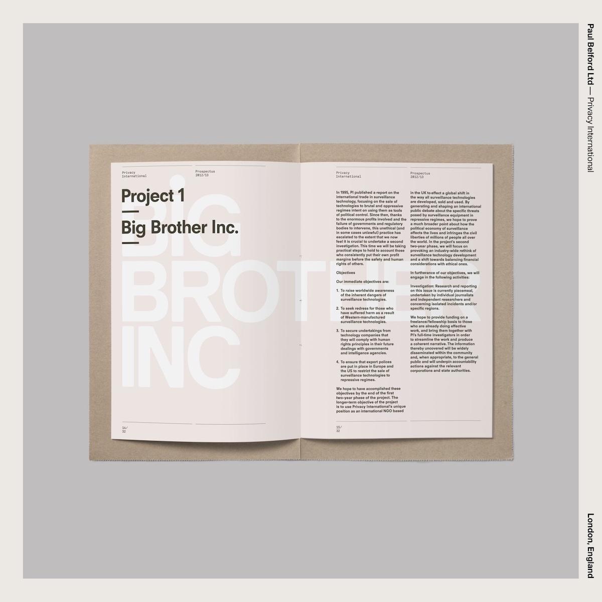 Paul Belford Ltd — Privacy International