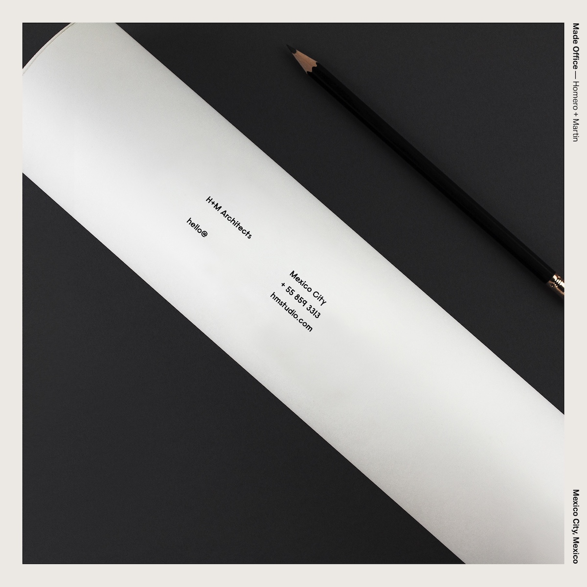 Made Office — Homero + Martin