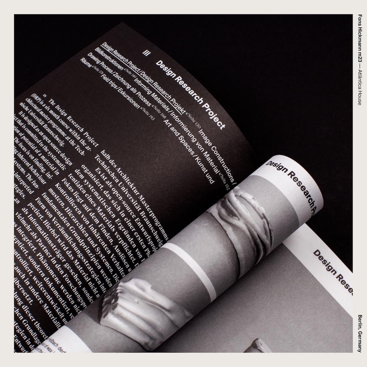 Fons Hickmann m23 — Architektur TU Braunschweig