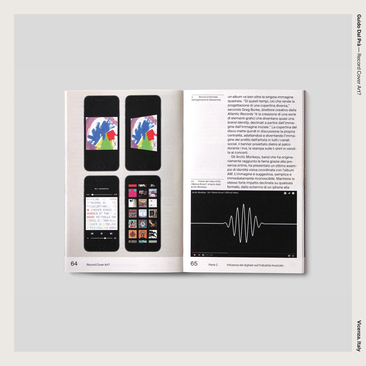 Guido Dal Prà — Record Cover Art?