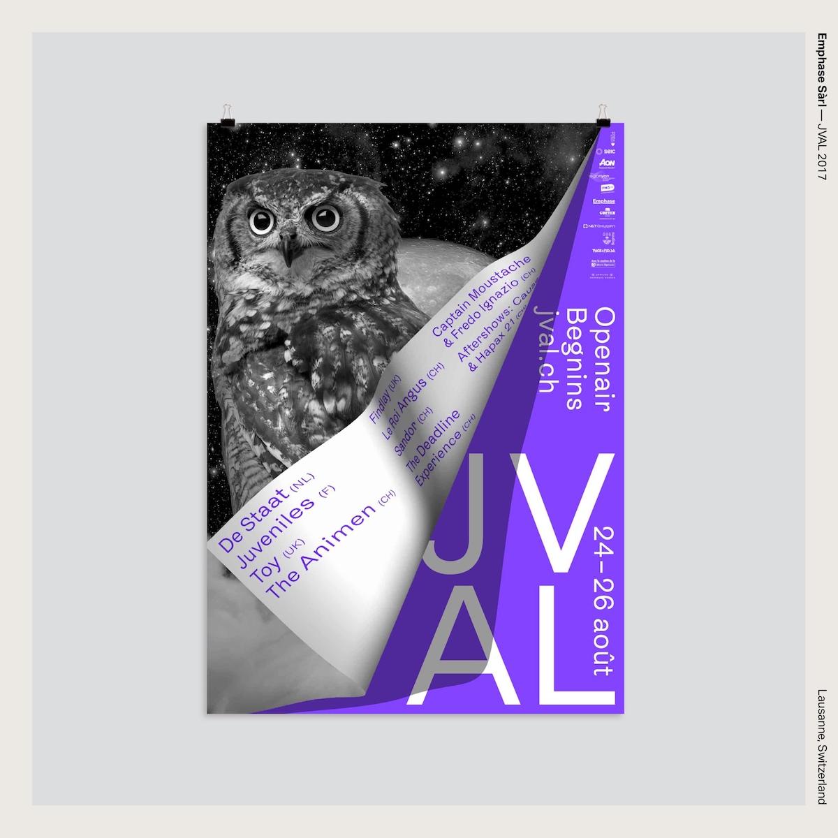 Emphase Sàrl — JVAL 2017