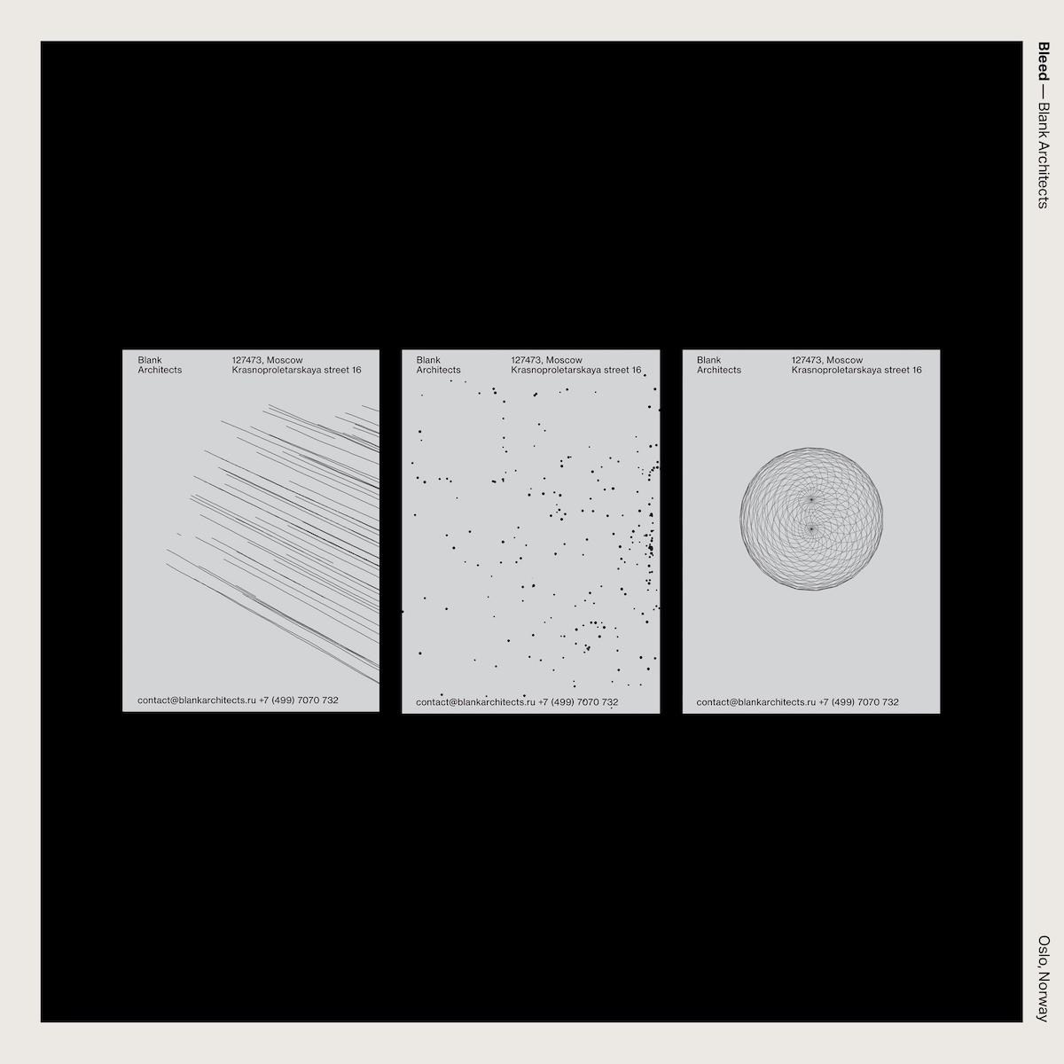 Bleed — Blank Architects