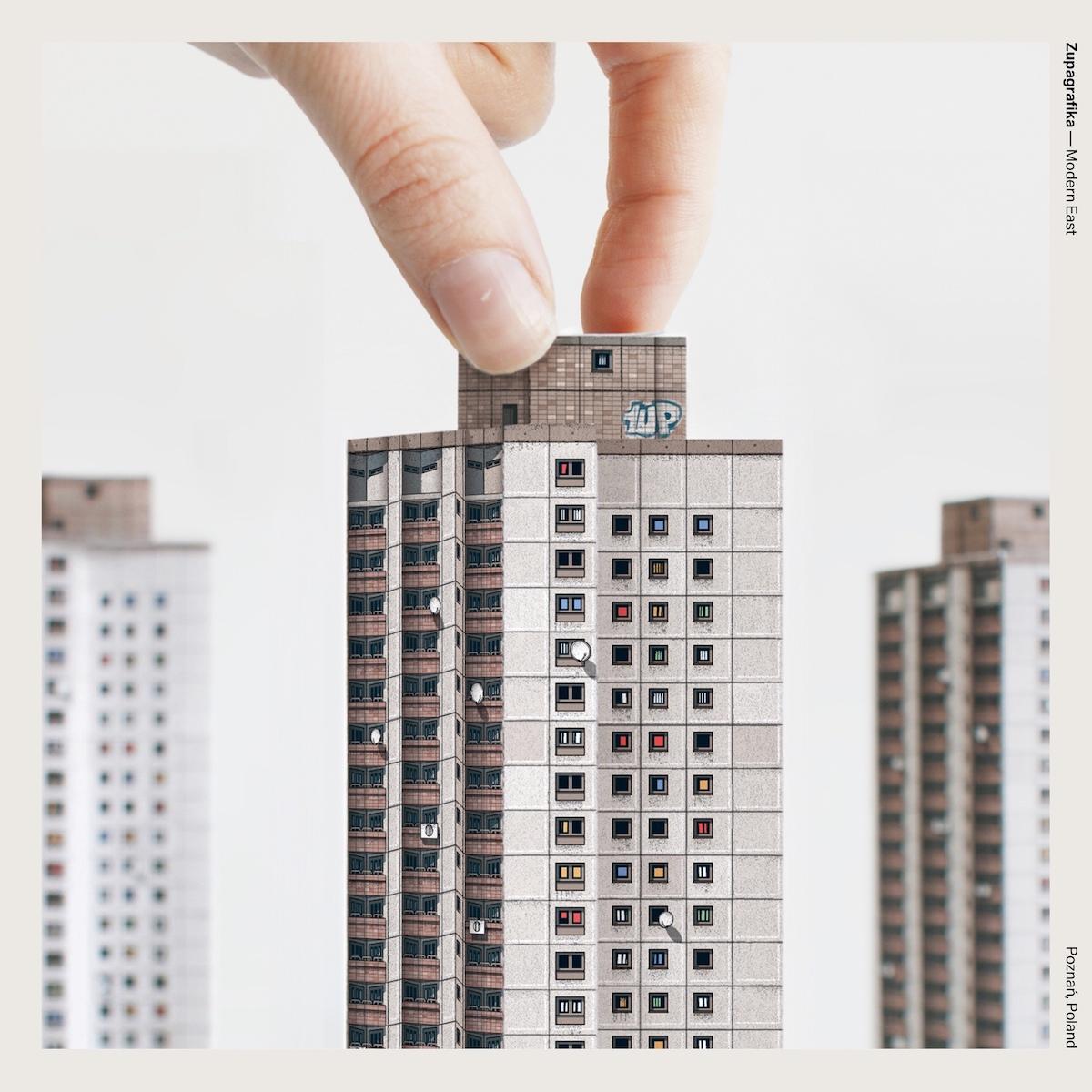 Zupagrafika — Modern East