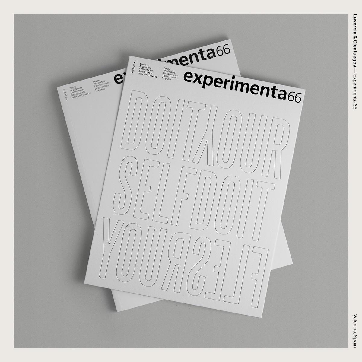 Lavernia & Cienfuegos — Experimenta 66