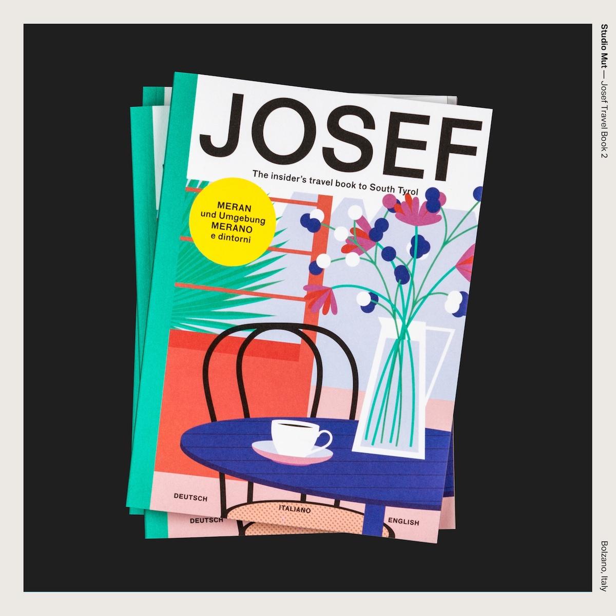 Studio Mut — Josef Travel Book 2