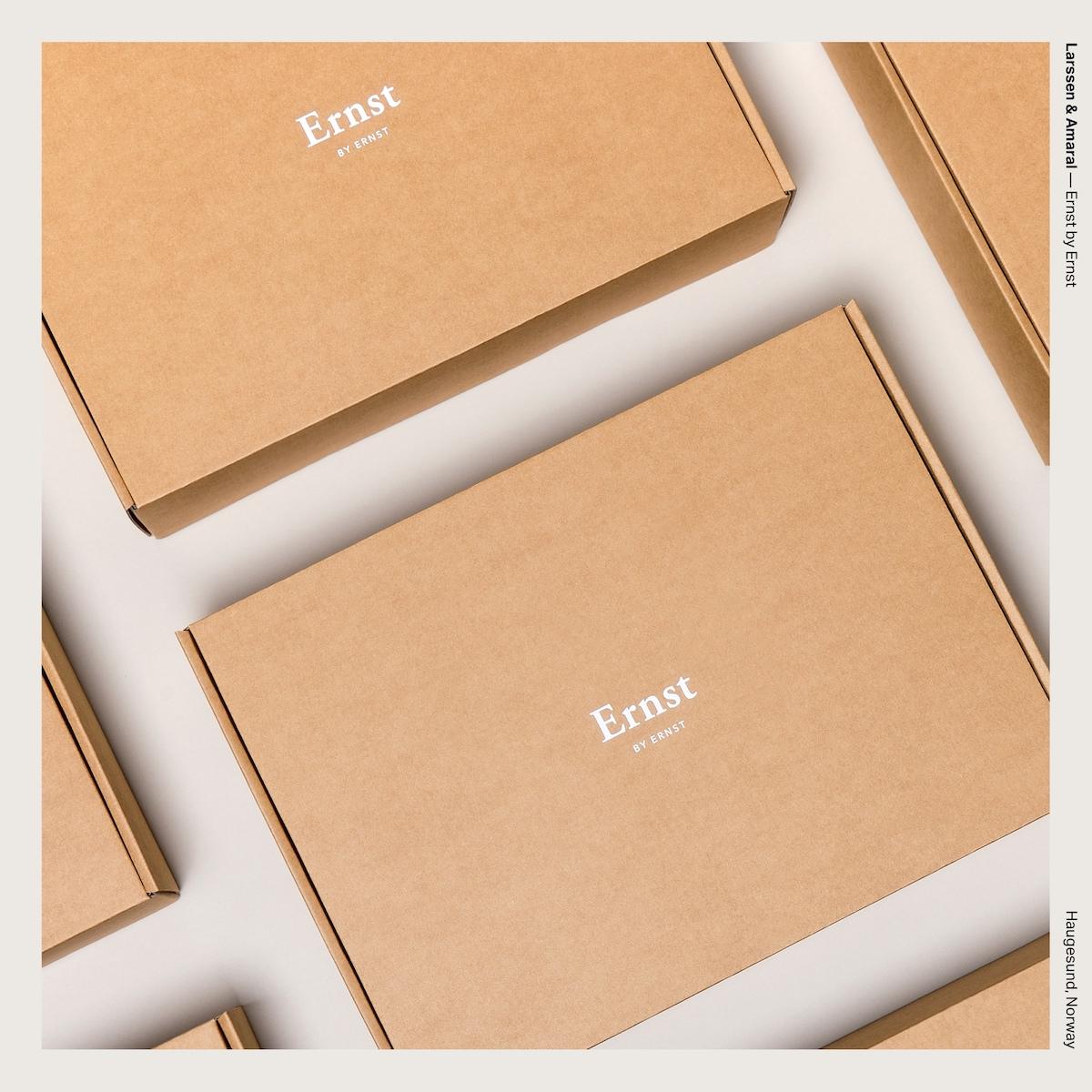 Larssen & Amaral — Ernst by Ernst