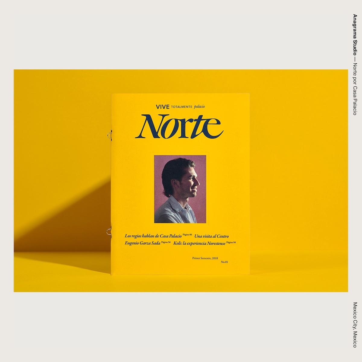Anagrama Studio — Norte por Casa Palacio