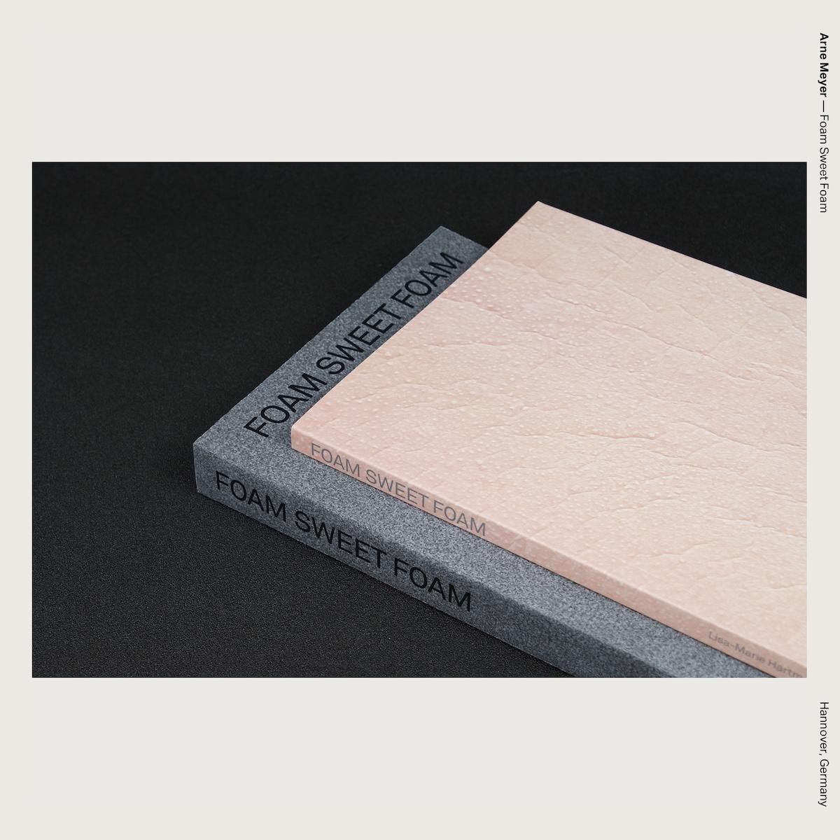 Arne Meyer — Foam Sweet Foam
