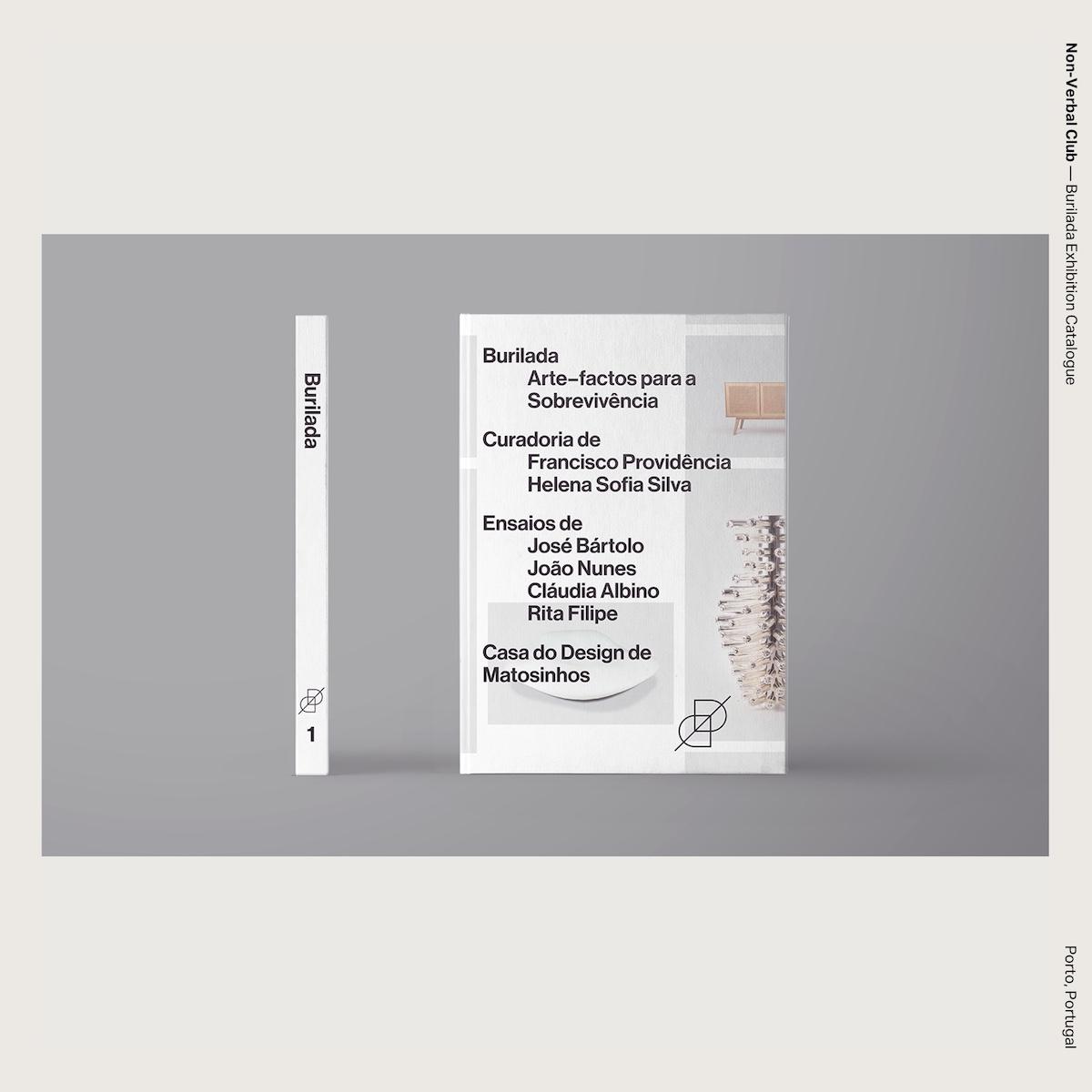 Non-Verbal Club — Burilada Exhibition Catalogue