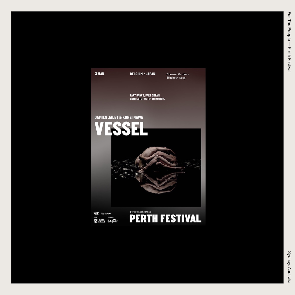 For The People — Perth Festival