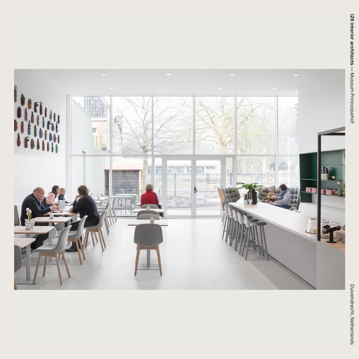 i29 interior architects — Museum Princessehof