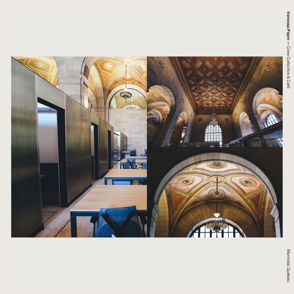Vanessa Pepin — Crew Collective & Café
