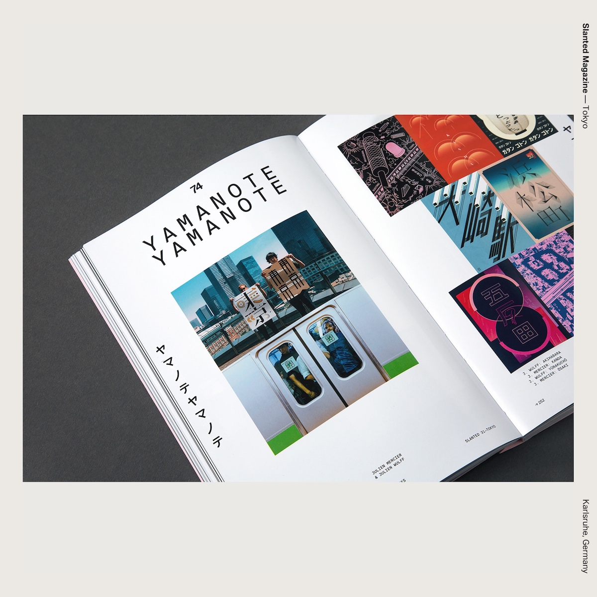 Slanted Magazine — Tokyo