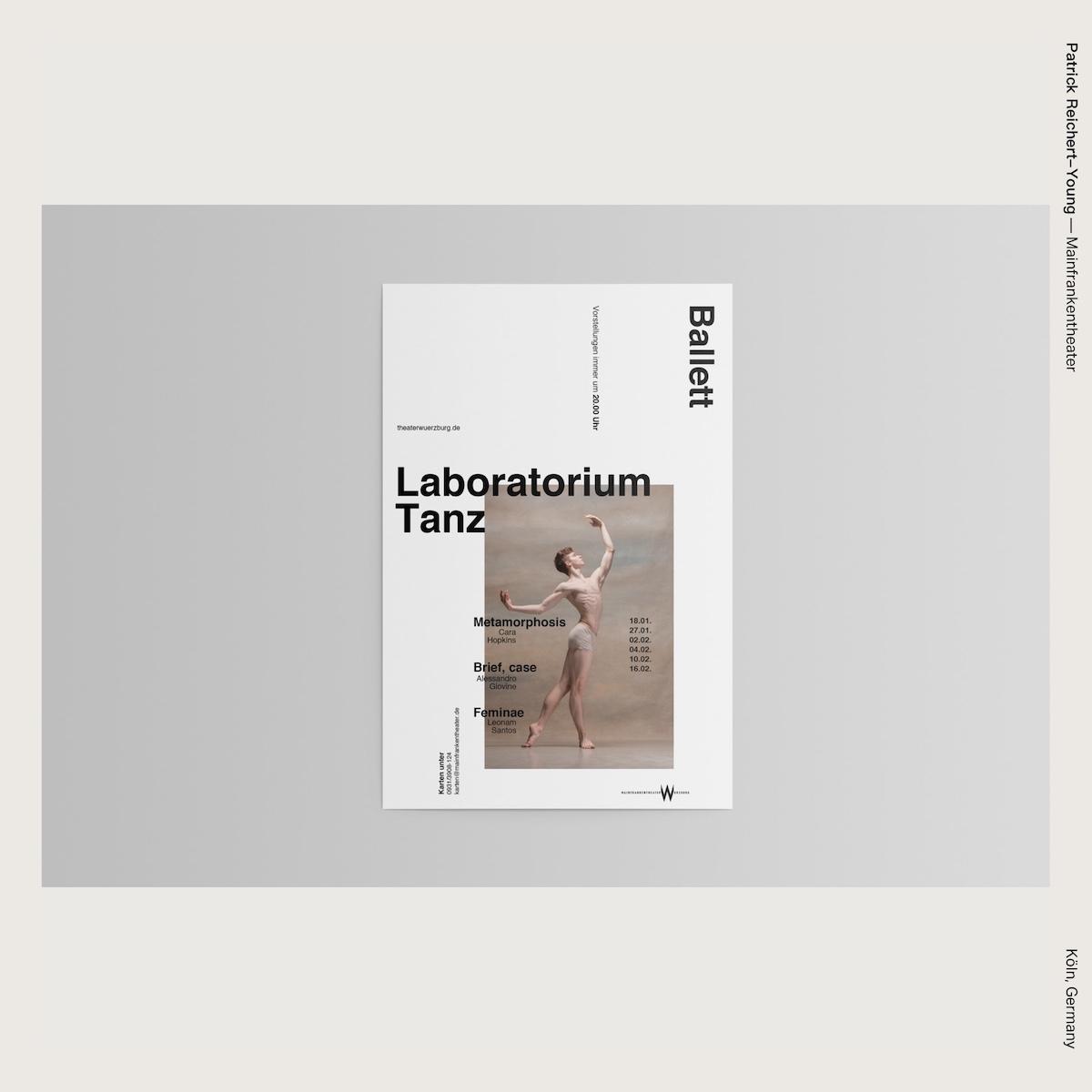 Patrick Reichert-Young — Mainfrankentheater