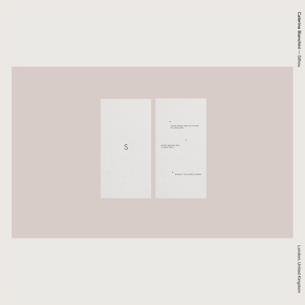 Caterina Bianchini — Silhou