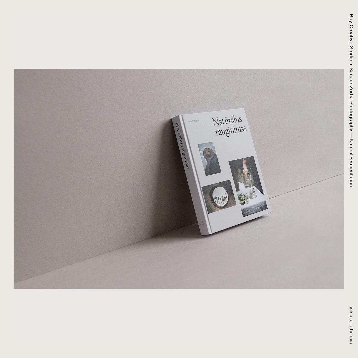 Boy Creative Studio + Sarune Zurba Photography  — Natural Fermentation