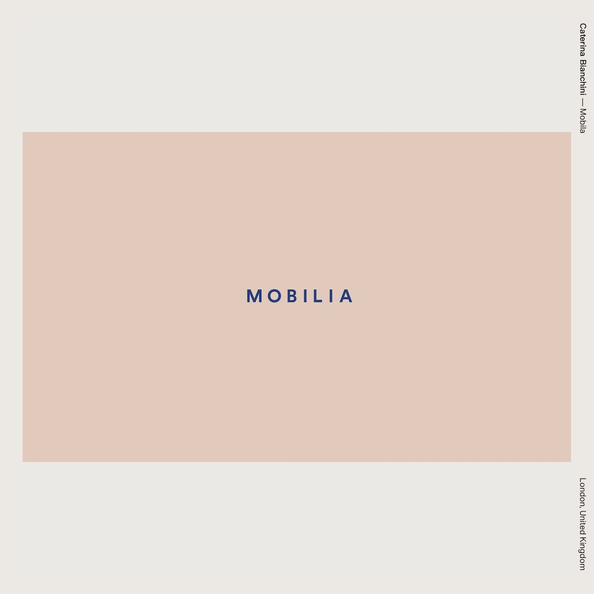 Caterina Bianchini — Mobila