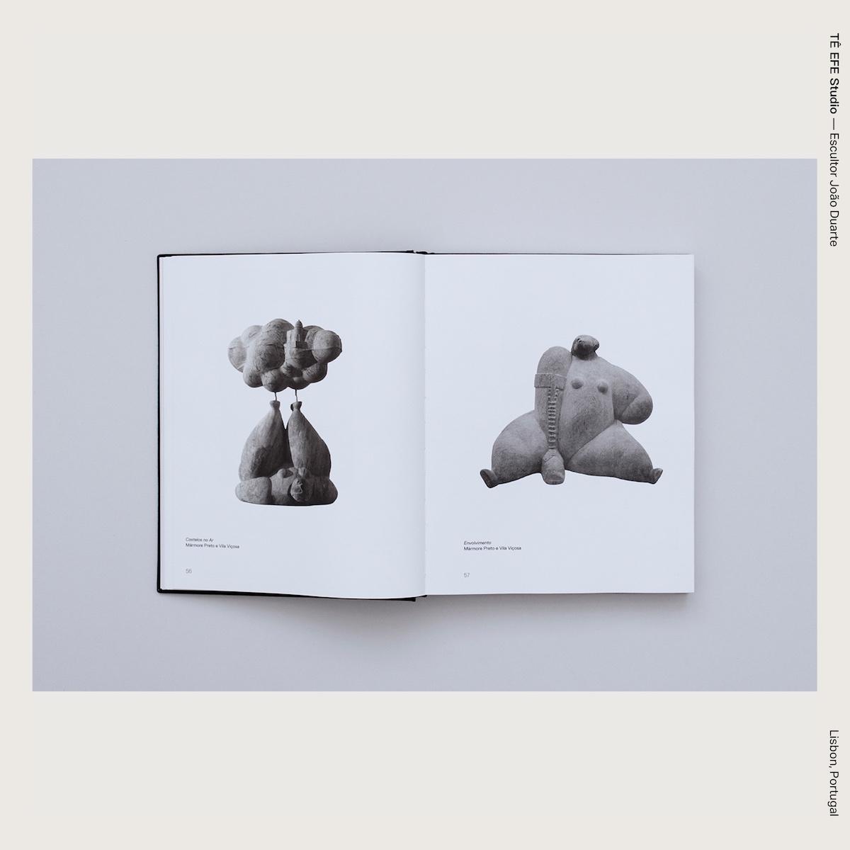 TÊ EFE Studio — Escultor João Duarte