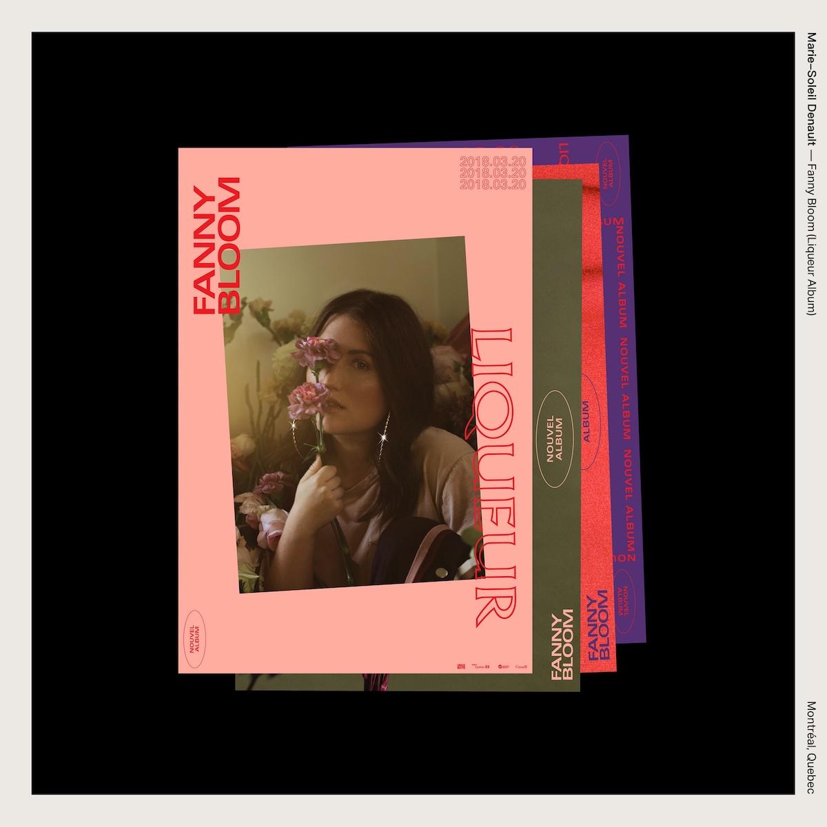 Marie-Soleil Denault — Fanny Bloom (Liqueur Album)